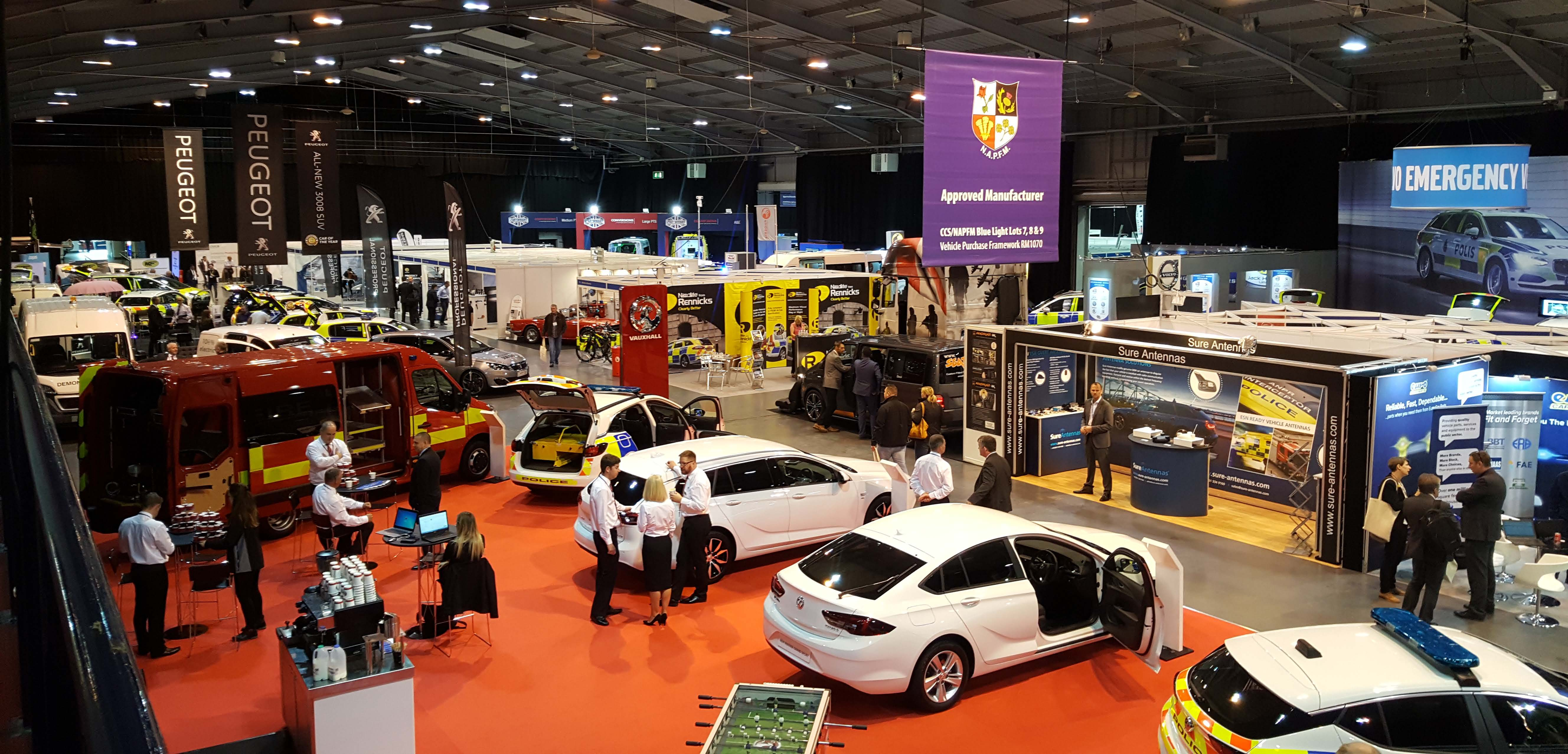 How to make your Exhibition Stand, stand out