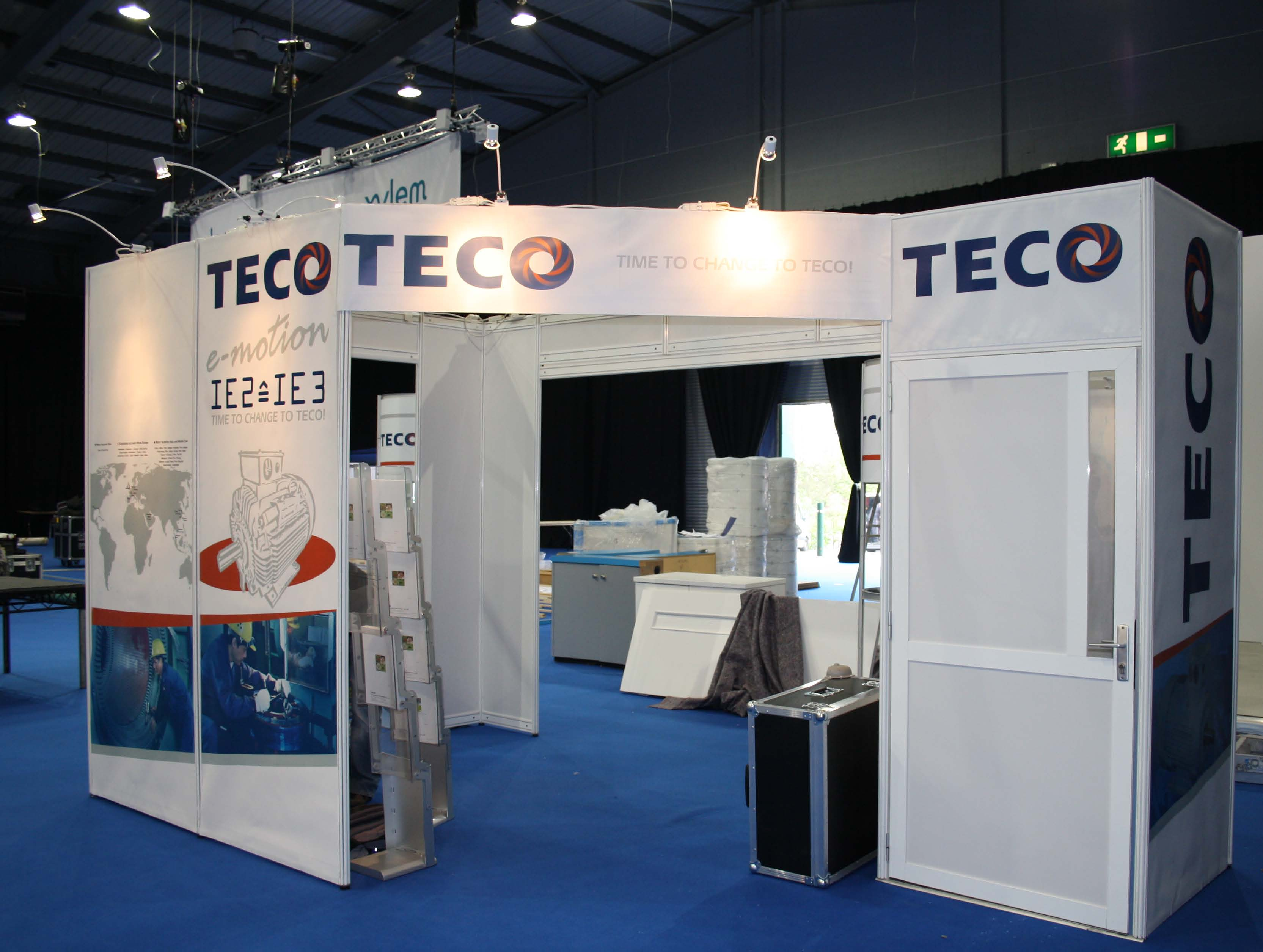 Exhibition Shell Scheme Hire : Welcome to love displays exhibition stand hire
