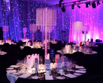 Starcloth and Drape Hire