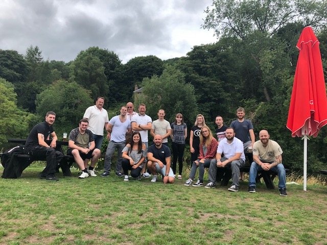 StagecraftUK Team Building Day
