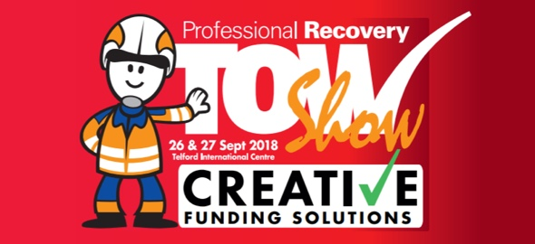 Professional Recovery Tow Show 2018
