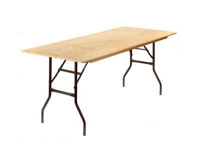 6ft Trestle Table - SC11