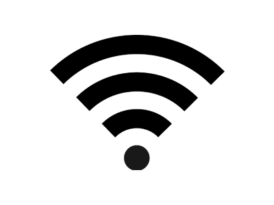 Dedicated Stand Wi-Fi with up to 5 users