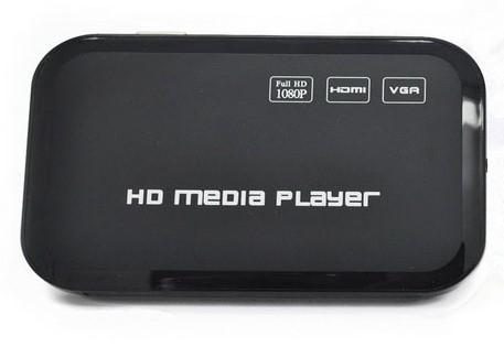 HD Media Player (USB/SD)