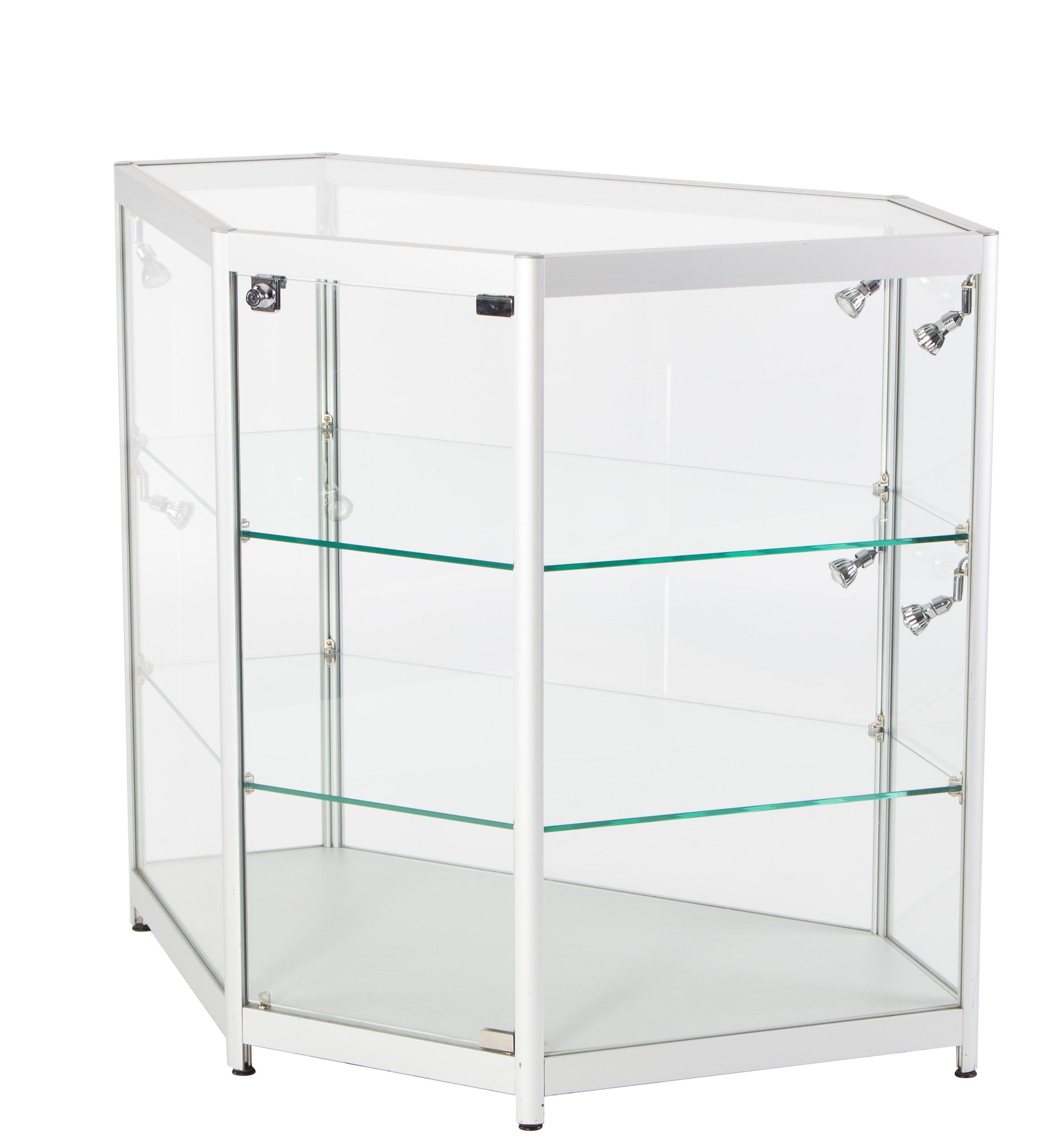 Corner Display Counter - LC04